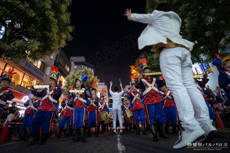 サンバ,仲見世バルバロス,大宮スパークカーニバル